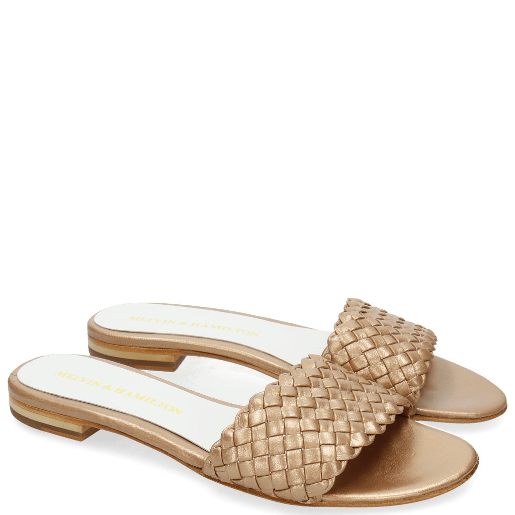 Mules Hanna 26 Woven Rame