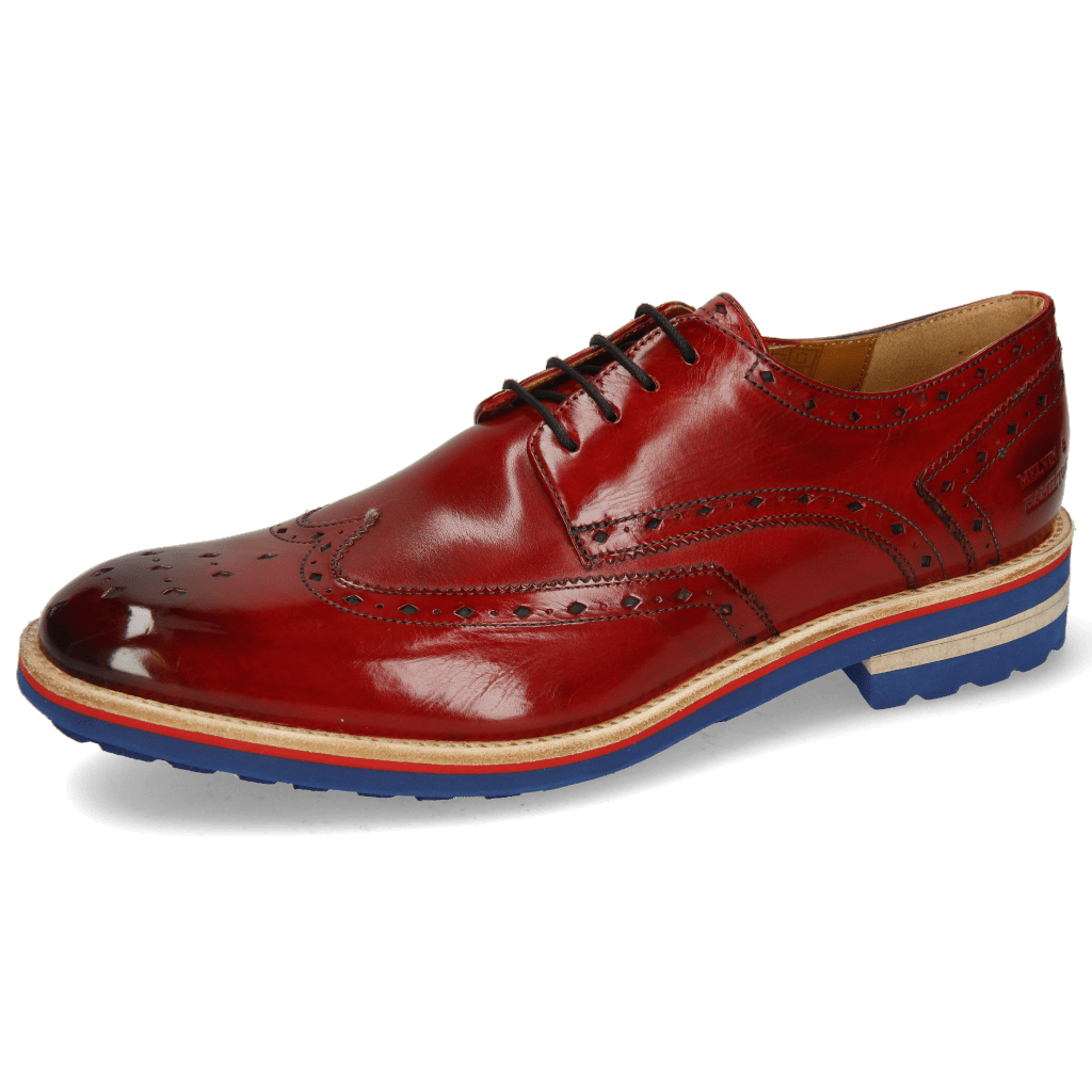 Derbies Eddy 5 Crust Ruby