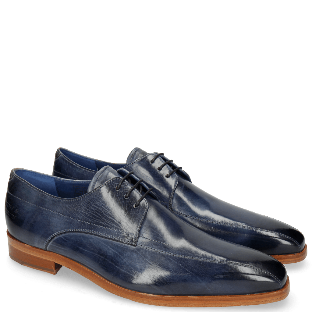 Derbies Lewis 10 Moroccan Blue