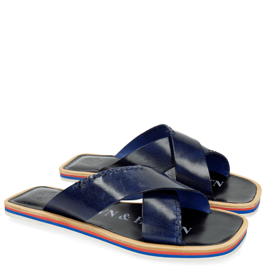 Sandales Bob 1 Electric Blue