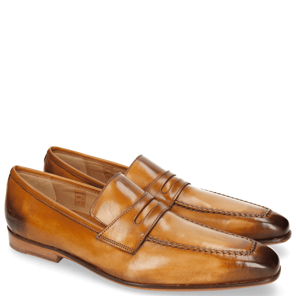 Mocassins Lance 25 A Tan LS Natural