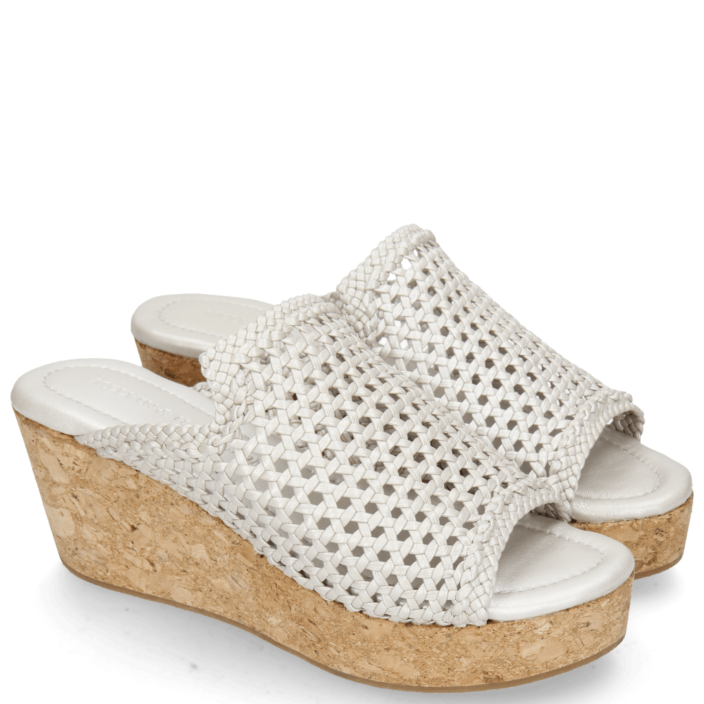 Mules Hanna 57 Mignon Sheep Ice Cork