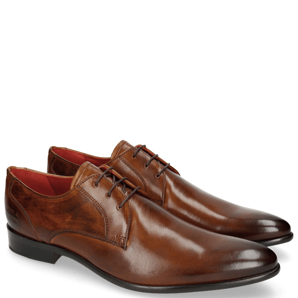 Derbies Toni 1 Wood LS Brown