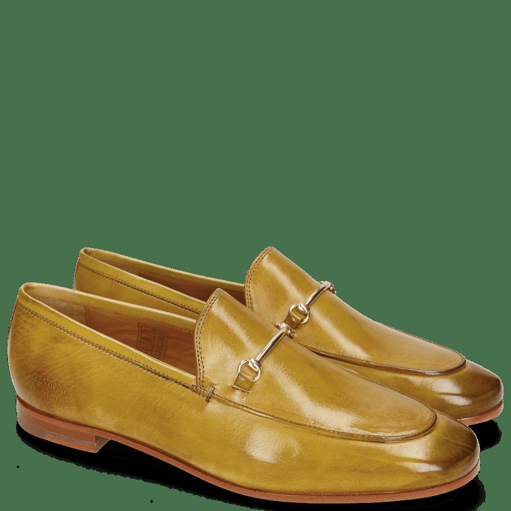Mocassins Scarlett 1 Sol Trim Gold