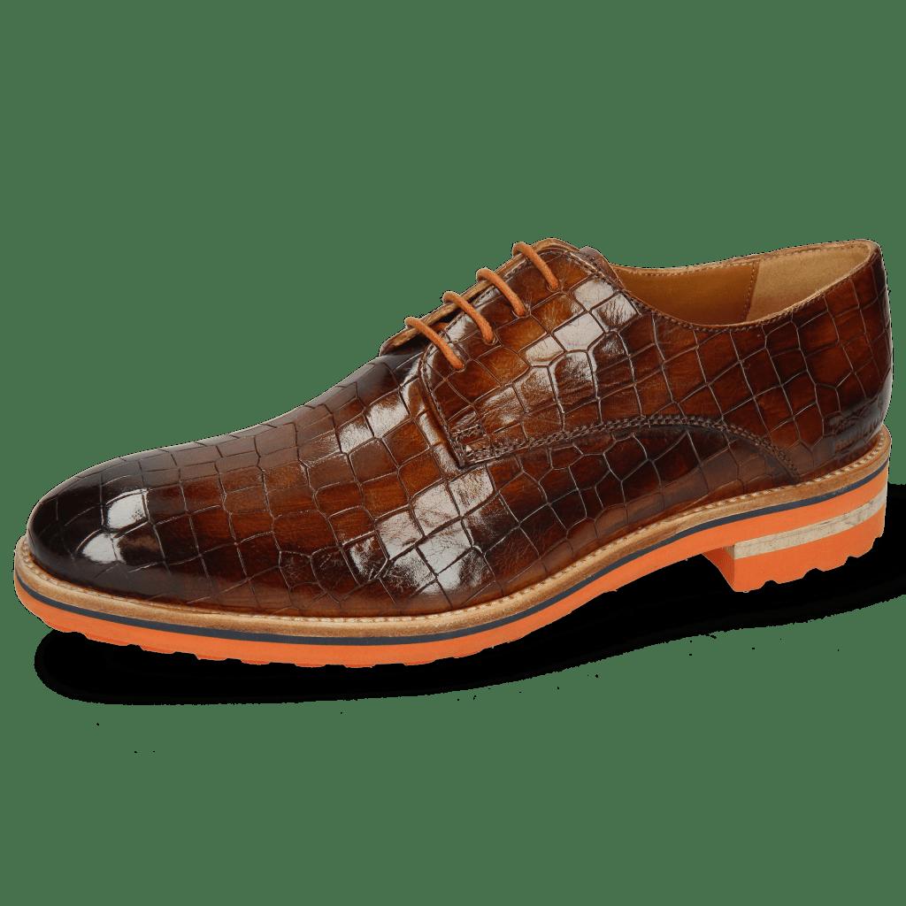Derbies Tom 8 Crock Wood Aspen Orange