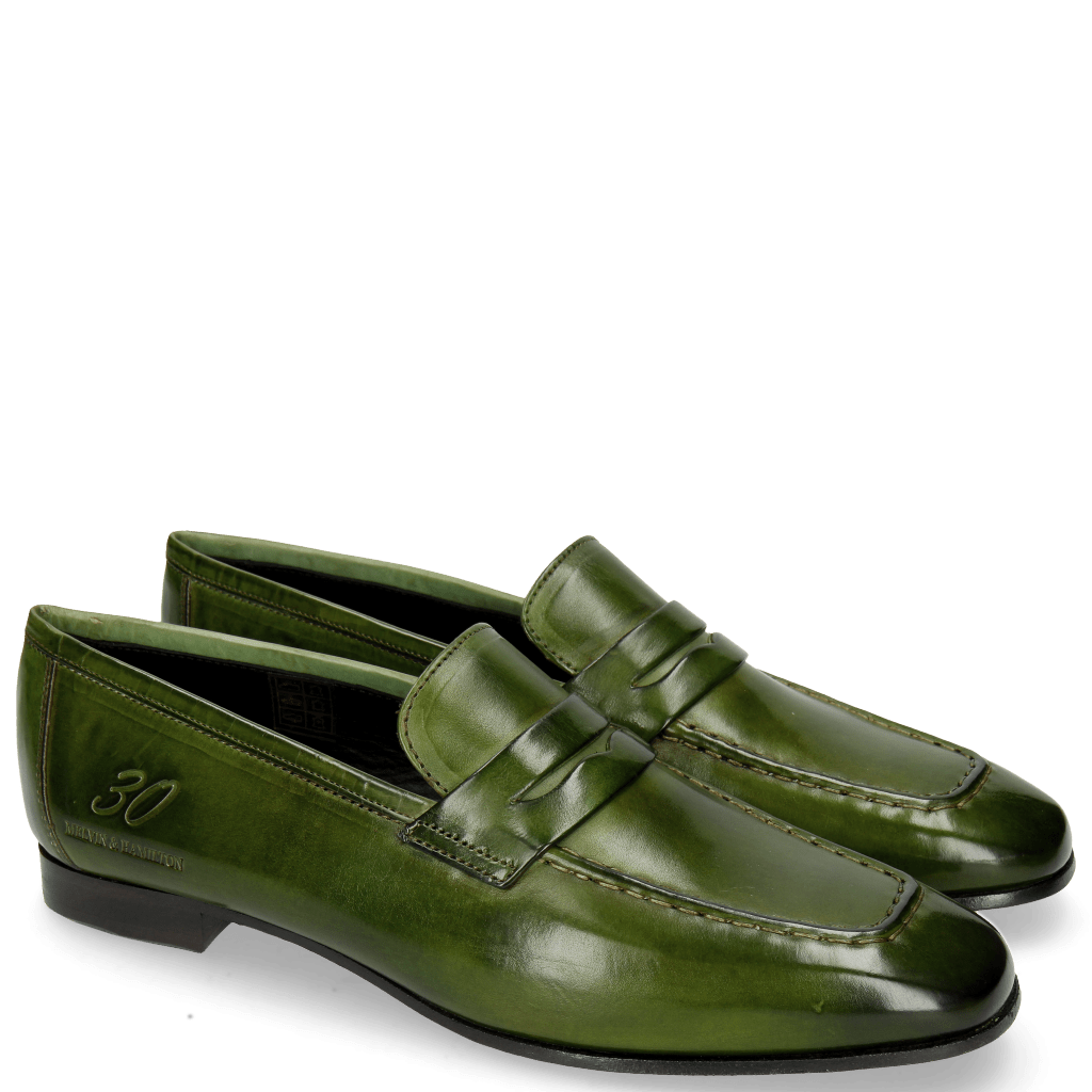 Mocassins Liv 1 Ultra Green