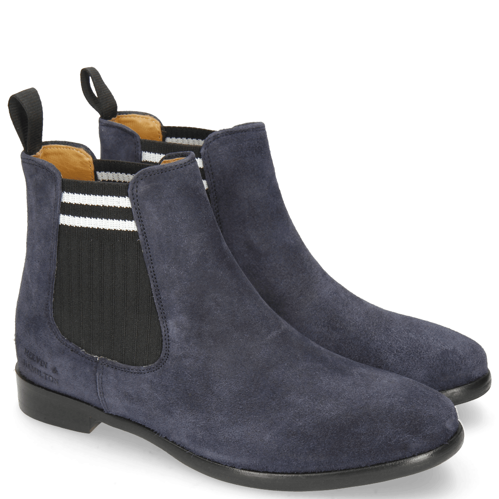 Bottines Daisy 6 Lima Night Blue