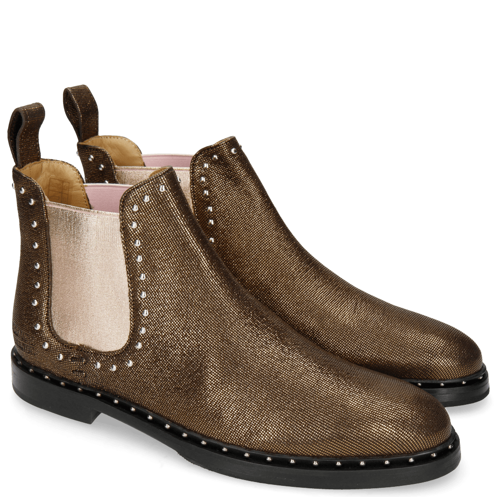 Bottines Susan 37 Fermont Bronze Rivets