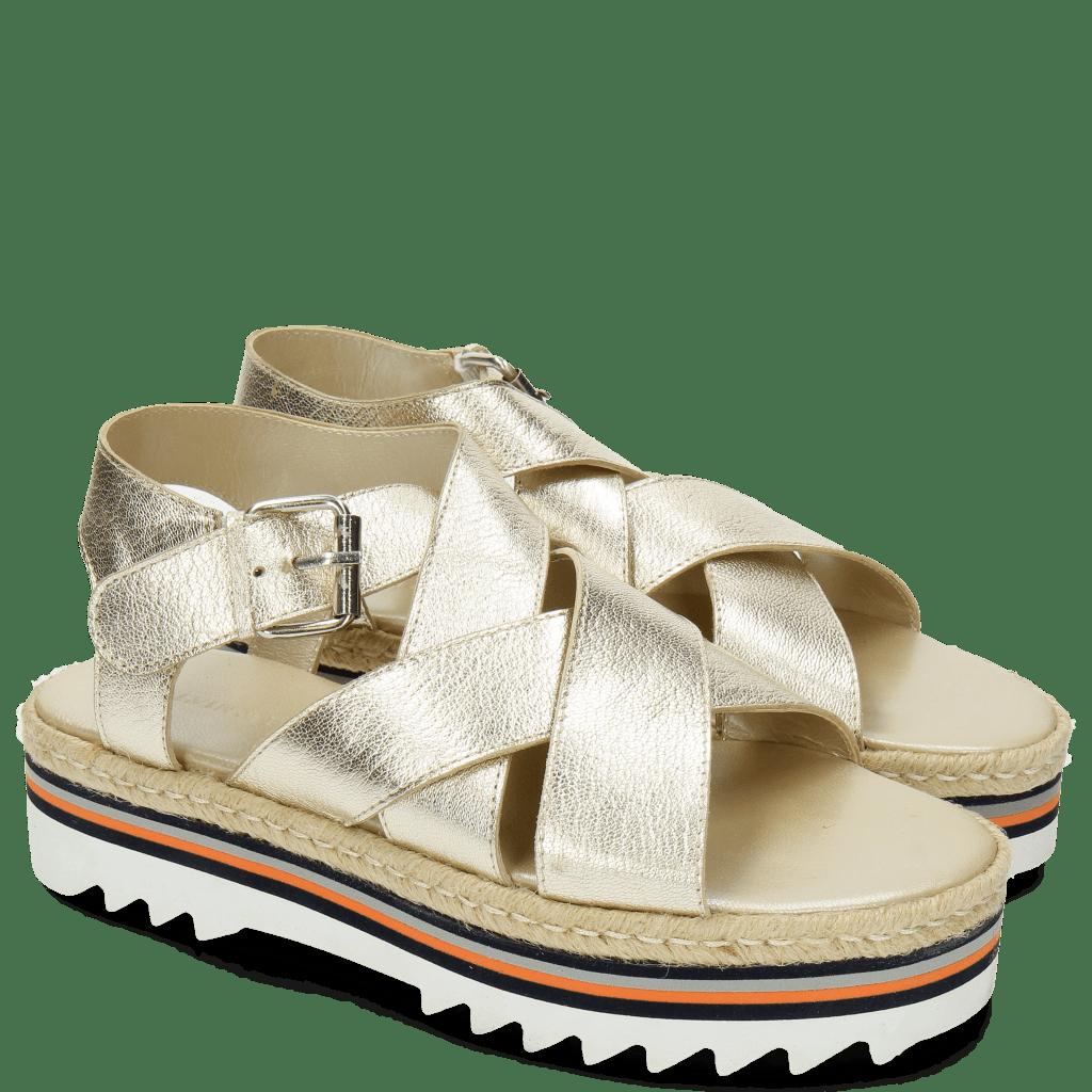 Sandales Celia 25 Cherso Plain Bisque