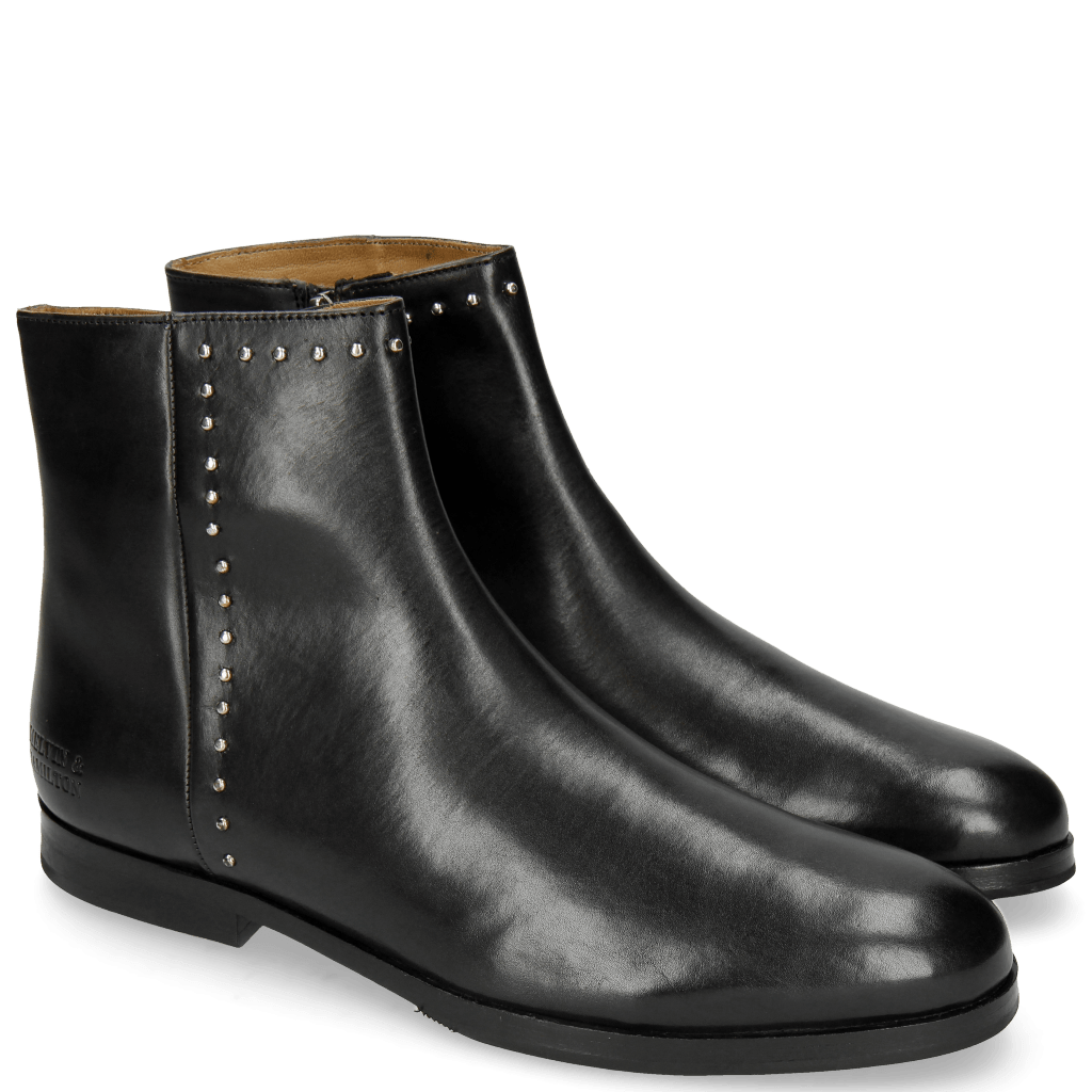 Bottines Susan 47 Black HRS Black