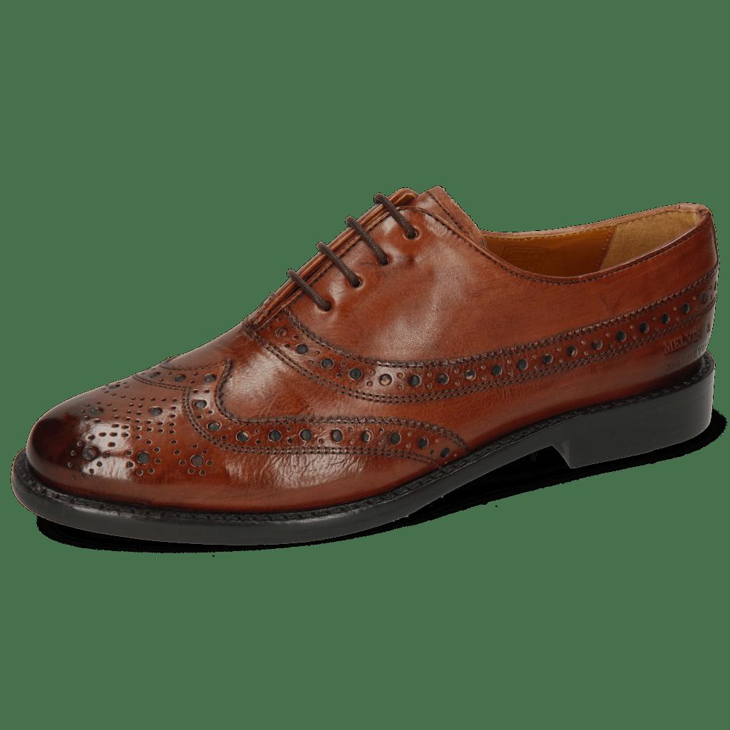 Richelieu Selina 8 Pisa Classic Brown