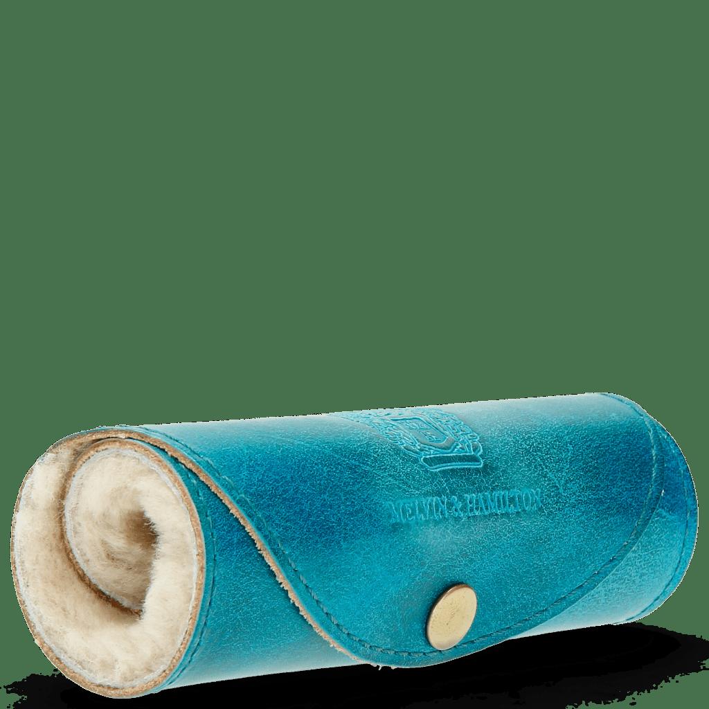 Gants lustreurs Gil 1 Crust Turquoise