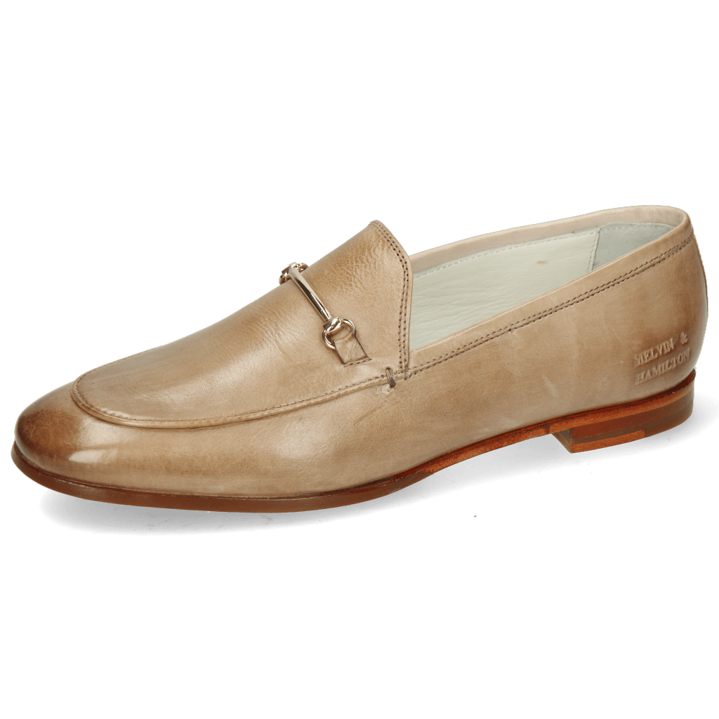 Mocassins Scarlett 22 Imola Powder Trim Gold