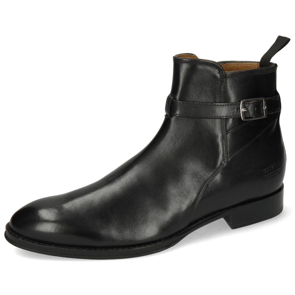 Bottines Kane 1 Black Strap Black Lining