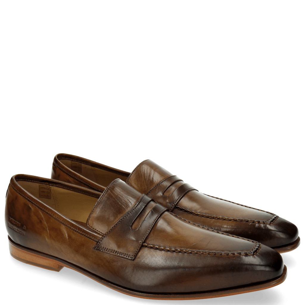 Mocassins Lance 25 Mid Brown
