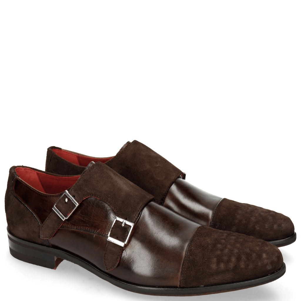 Monks Toni 17 Lima Espresso Dark Brown