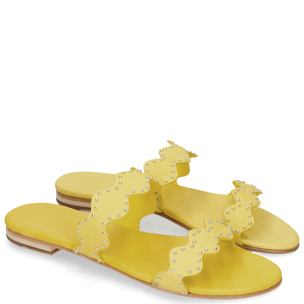 Mules Hannah 45 Verona Yellow LS