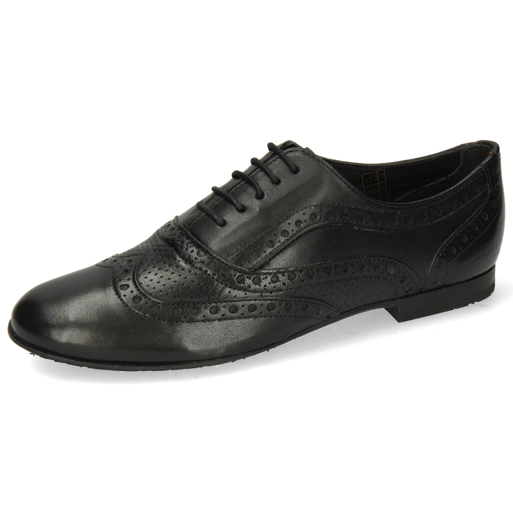 Richelieu Sonia 1 Nappa Perfo Black RS