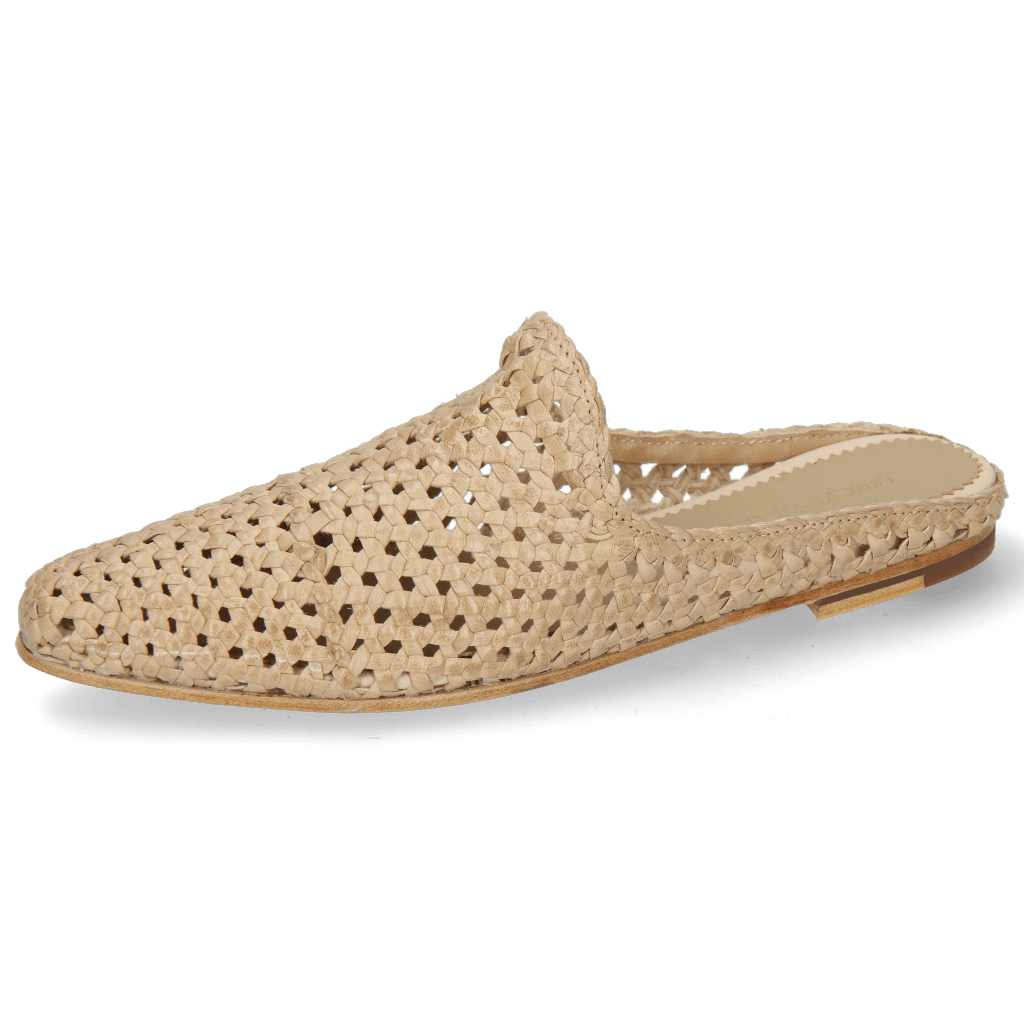 Mules Joolie 14 Woven Pink LS