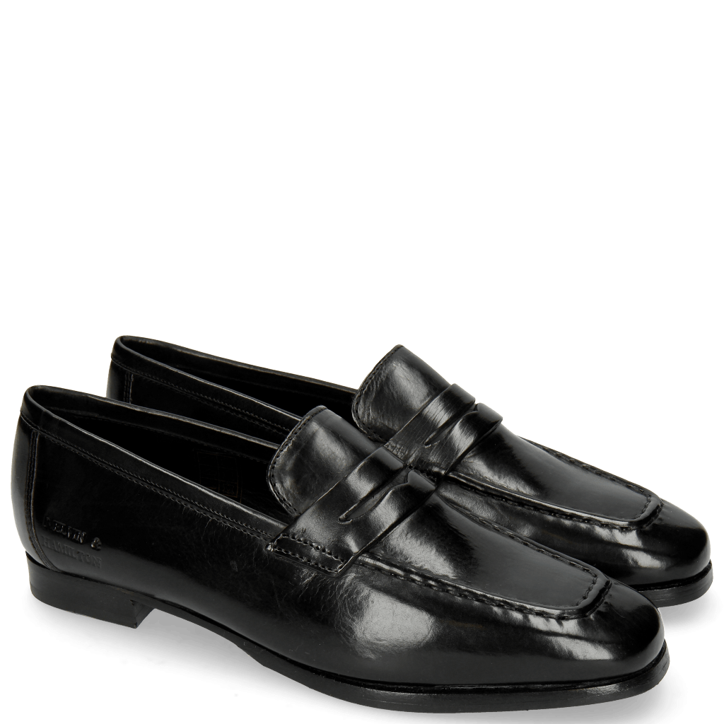 Mocassins Liv 1 Black HRS Black