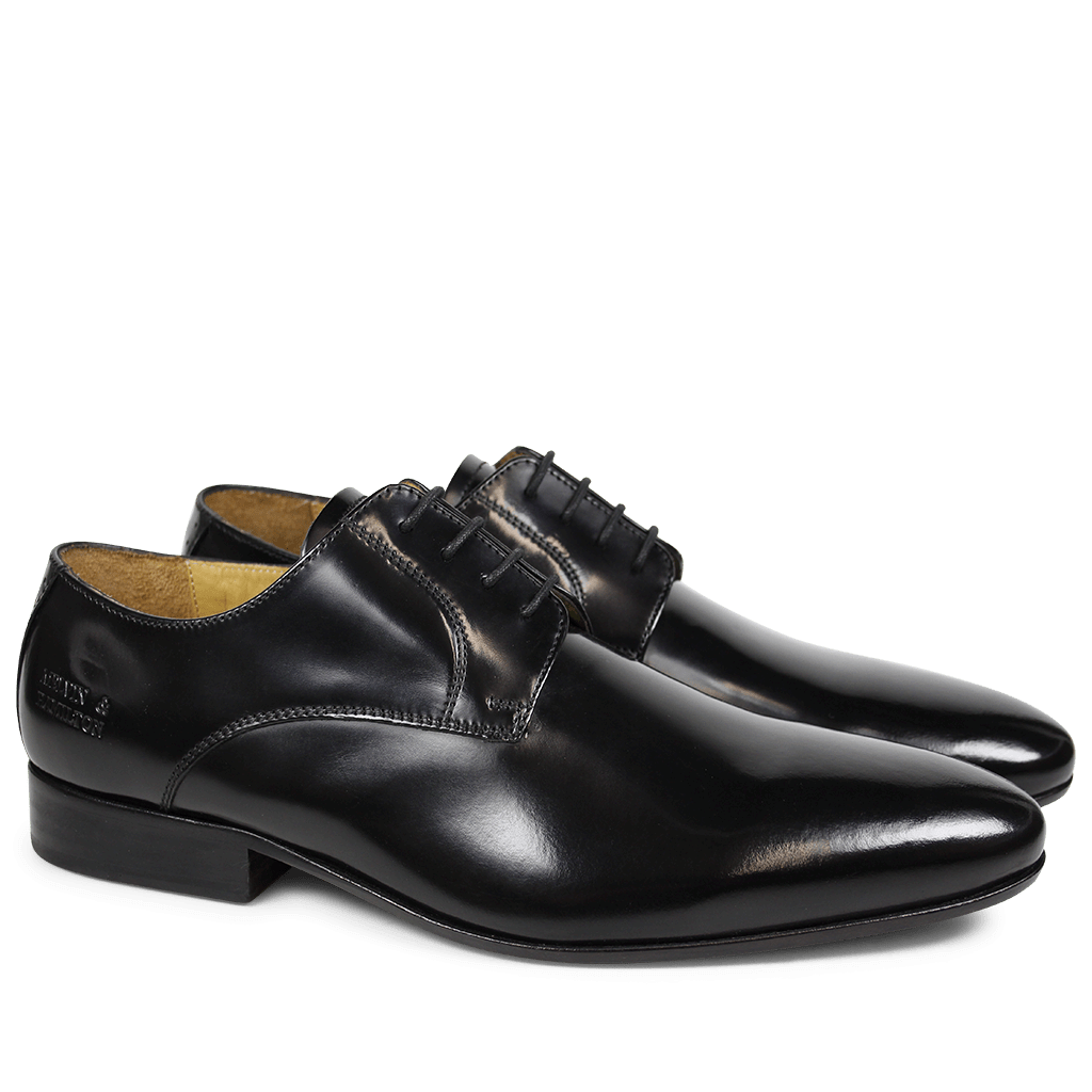 Derbies Paul 5 Brush Black LS