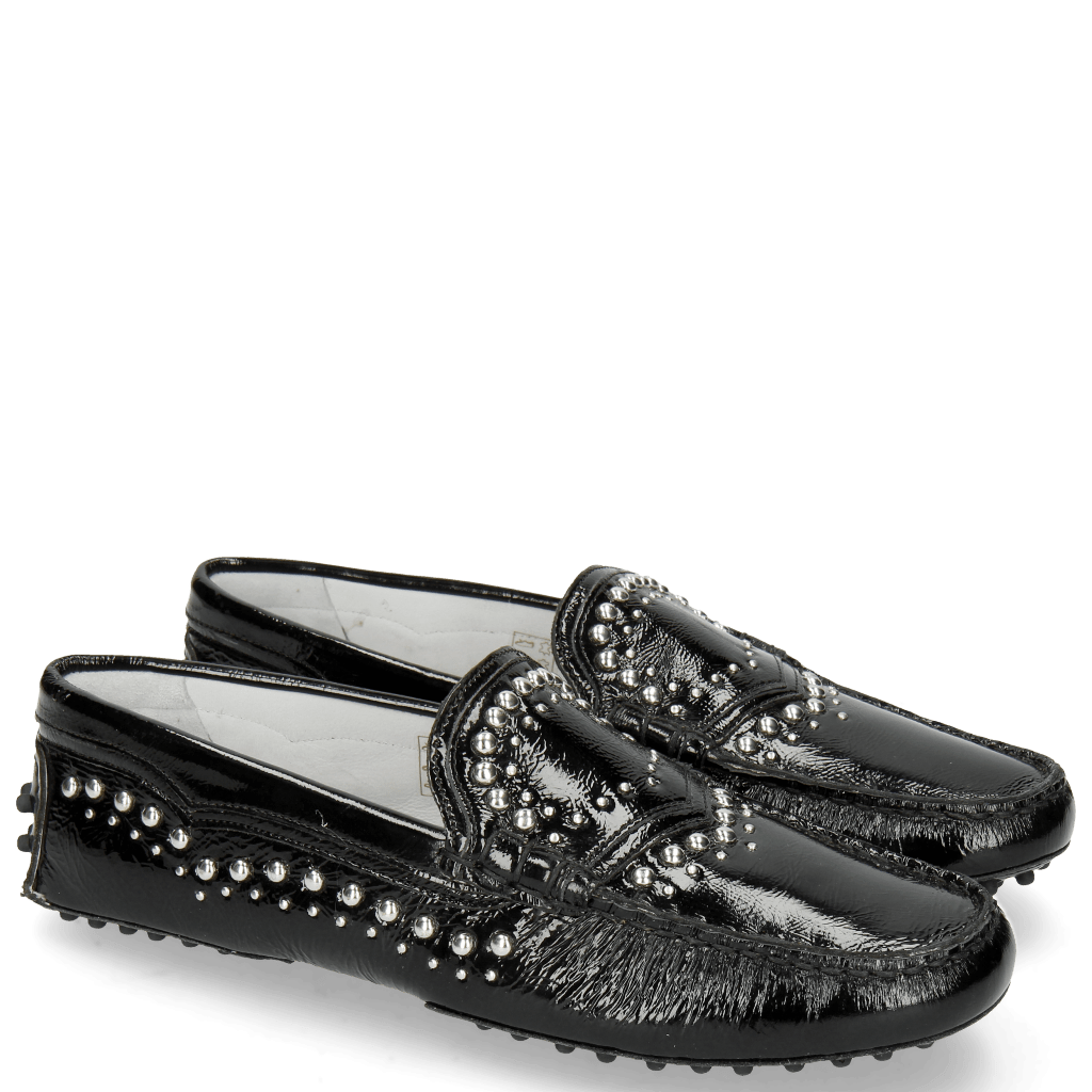 Mocassins Caroline 6 Soft Patent Black