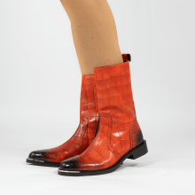 Bottes Elena 4 Vegas Turtle Orange