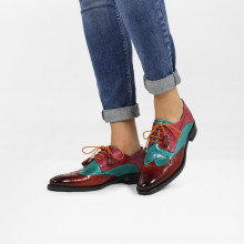 Derbies Betty 3 Rust Abyss Bubblegum