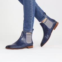 Bottines Susan 10 Vegas Turtle Marine
