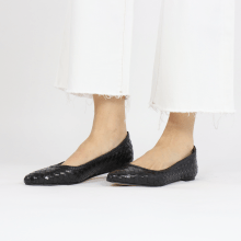 Ballerines Lydia 3 Woven Scale Black Lining