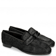 Mocassins Liv 1 Hair On Breeze Argento
