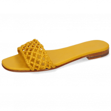 Mules Elodie 49 Mignon Sheep Yellow