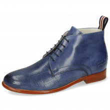 Bottines Selina 28 Vegas Perfo Navy