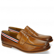 Mocassins Pit 4 Tan Strap French