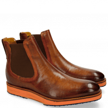 Bottines Chris 2 Tan Shade Dark Orange