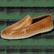 Mocassins Sandro 1 Vegas Crock Sand Stitching