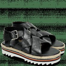 Sandales Celia 25 Cherso Black
