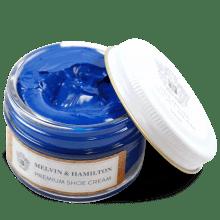 Cirage & lait Blue Dur Capri Cream Premium Cream Blue Dur Capri