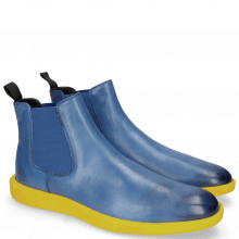 Bottines Newton 3 Franky Electric Blue