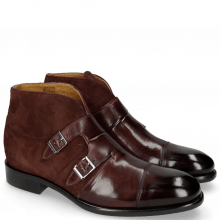 Bottines Patrick 11 Burgundy Lima