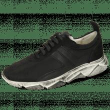Sneakers Briana 1 Suede Black Funky Black