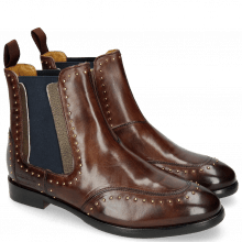 Bottines Daisy 4 Mogano Rivets