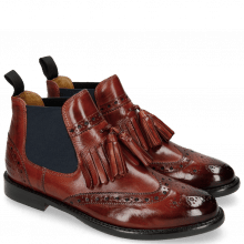 Bottines Selina 5 Brandy