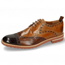 Derbies Eddy 48 Mogano Wood Sand