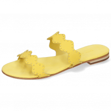 Mules Hanna 45 Verona Yellow