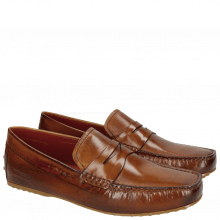 Mocassins Driver 8 Crust Tan RS