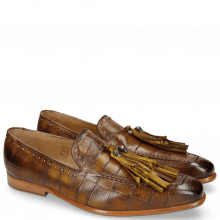 Mocassins Lance 36 Turtle Mid Brown Sun