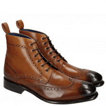 Bottines Charles 12 Norway Tan