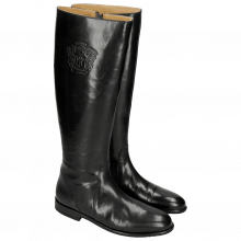 Bottes Susan 7 Rio Black Lining Rich Tan