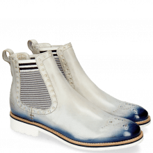 Bottines Amelie 8 Vegas Oxygen Shade Wind Elastic Oxford